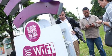 Estas son las 12 nuevas Zonas WiFi gratis de Bogotá