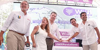 Barranquilla, más digital: 2.500 tablets para maestros y nuevo espacio Wi-Fi