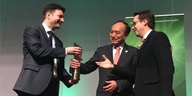 Colombia gana el 'Oscar' de la tecnología con Ciudadanía Digital