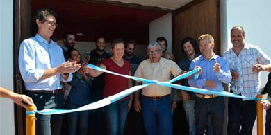 Innovar en la playa: Miramar inauguró su Club de Emprendedores