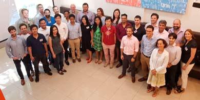 Estudiantes del MIT llegaron al país para impulsar startups argentinas