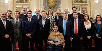 Nación y provincias se comprometieron a incorporar tecnología y brindar WIFI público