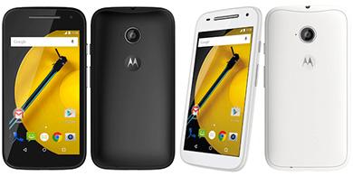 Motorola lanz� su nuevo Moto E con 4G en Argentina