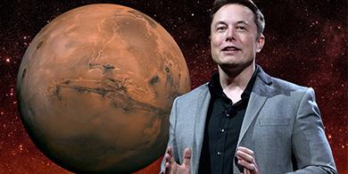 Elon Musk y su incre�ble plan para viajar a Marte en 2024