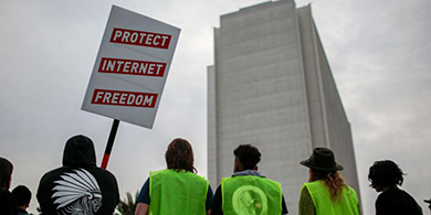 EE.UU:: El Tribunal Supremo rechazó acabar con la ley sobre neutralidad de la red