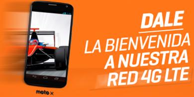 Nextel lanza red 4G en México