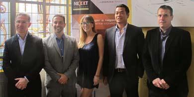 Nexxt Solutions desembarcó en Argentina de la mano de Elit y New Bytes