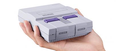 NES Classic Mini, la remake miniatura del clásico de los 90