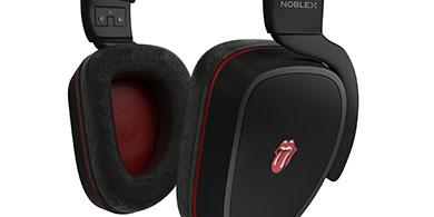 Satisfaction: Noblex lanzó sus auriculares de los Rolling Stones