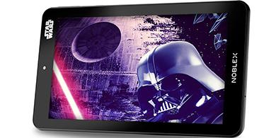 Noblex lanz� sus tablets homenaje a Star Wars
