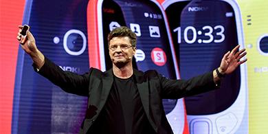 Renuncia el CEO de HMD, la firma detrás de los teléfonos de Nokia