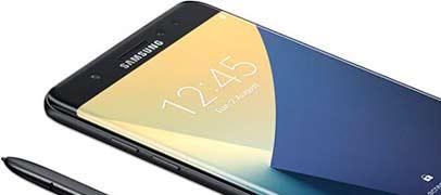 Note 7, la resurrección: Samsung volverá a lanzarlo en junio