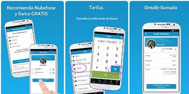 Nubefone, la app para llamadas low cost llega a México