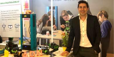 Grupo Núcleo proveerá 5.440 impresoras 3D para Saberes Digitales de En FoCo