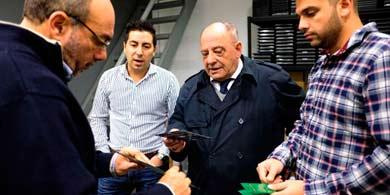 El intendente de Mar del Plata destacó a Grupo Núcleo como una