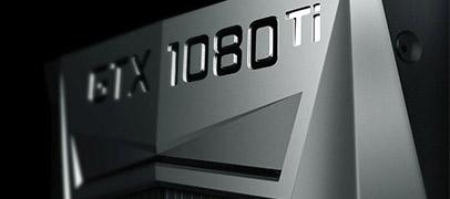 Nvidia lanzó su ppotente GeForce GTX 1080 Ti
