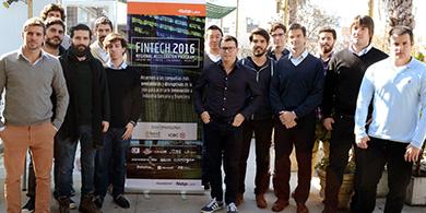 NXTP Labs present� a las 12 startups para Fintech 2016