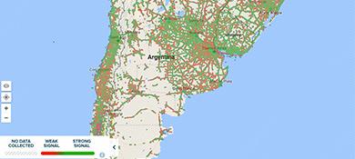 ¿Cuál es la operadora con el 4G más rápido en Argentina?