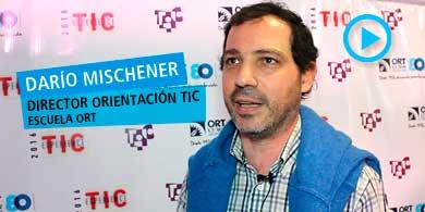 Darío Mischener: