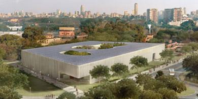 Cómo será Cero + Infinito, el nuevo pabellón de Ciudad Universitaria
