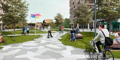 Lanzan concurso para diseñar el Parque de la Innovación de la Ciudad
