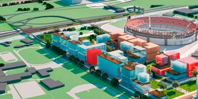 La Ciudad de Buenos Aires presentó el proyecto del Parque de la Innovación