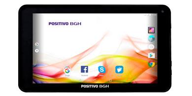 Positivo BGH renovó su línea de tablets