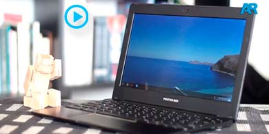 1 Minuto de Tecnología: nueva Chromebook G1160, de Positivo BGH