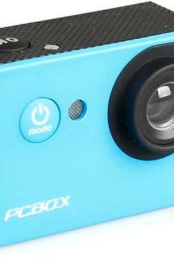 PCBOX lanzó su cámara deportiva JUNIOR, en el marco de PulsoIT