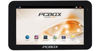 PCBOX lanz� su Tablet T750