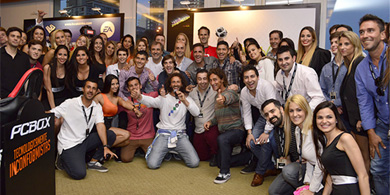 PCBOX realiz� Tecno-Innovaci�n en Mar del Plata y anunci� un smartphone