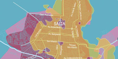 Personal anunció el despliegue de 4G en Salta y Santa Fe