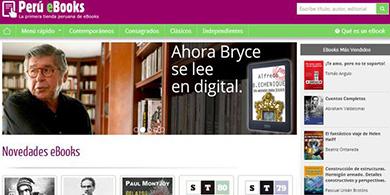 PerueBooks.com, la nueva tienda de e-books en Perú