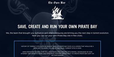 Resucit� Piratebay:
