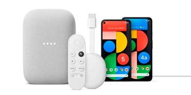 Google lanzó una nueva línea de dispositivos incluyendo el Pixel 5, Google TV y Chromecast
