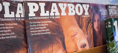 Playboy se suma a Tesla y también se va de Facebook