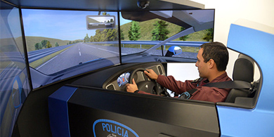 Así son los nuevos simuladores de la policía porteña