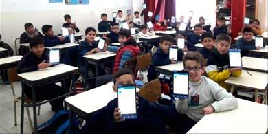 ProFuturo llegó a Argentina para llevar educación digital a entornos vulnerables