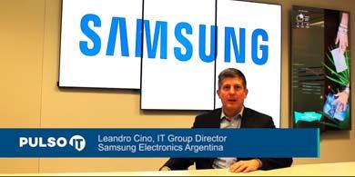 Samsung presentará sus novedades en PulsoIT