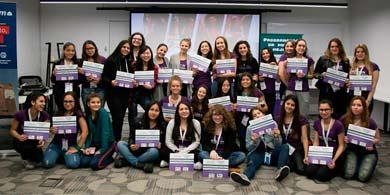 Programando un Mundo Mejor, de Chicas en Tecnología, tuvo su 7° edición
