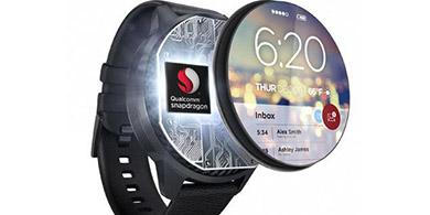 Qualcomm lanza Snapdragon Wear para potenciar los nuevos smartwatch