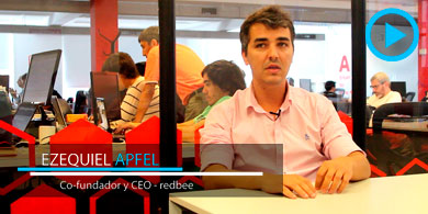 CEOs del Software. Episodio 4: Ezequiel Apfel, CEO de redbee