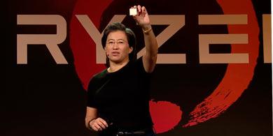 AMD lanzó Ryzen 7 para redefinir la computación personal de alto rendimiento