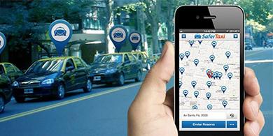 SaferTaxi lanza su sistema de pago con tarjetas