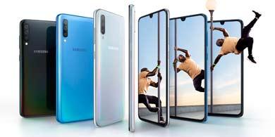 Galaxy A70, lo nuevo de Samsung para capturar, conectarse y compartir la vida