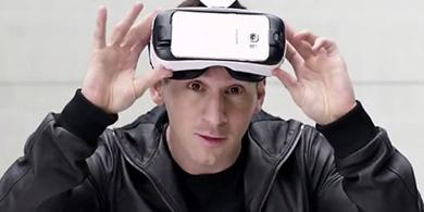 Samsung convierte a Leo Messi en el nuevo Iron Man