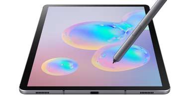 Galaxy Tab S6, lo nuevo de Samsung en tablets para creativos