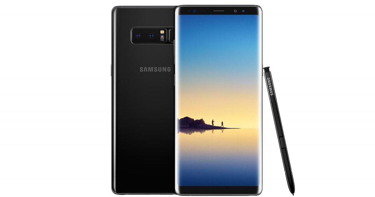 Samsung Galaxy Note 8 está por llegar a la Argentina