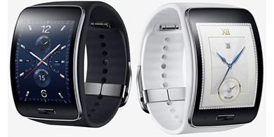 Samsung lanza su smartwatch Gear S en Chile