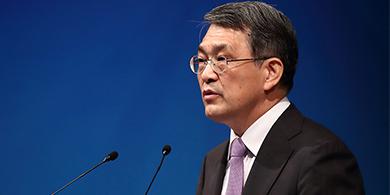 El CEO de Samsung renuncia por